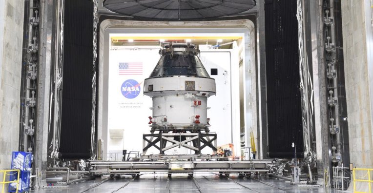 NASA's Orion spacecraft completes testing ahead of Artemis 1 Moon mission