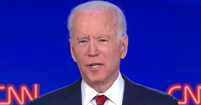 Biden: Single-Payer 'Is Not Working in Italy Right Now'