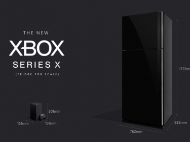 Microsoft Really is Getting Your Xbox Series X to Run Like a Fridge