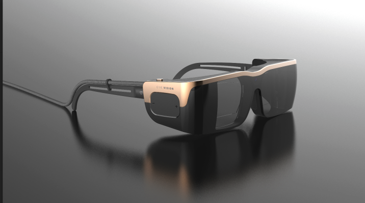 GiveVision partners with Sony to develop and manufacture wearables for people with visual impairments