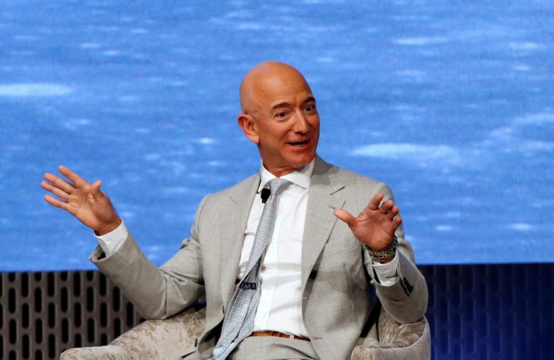 Amid Pandemic, Jeff Bezos Continues to Prove Why He's the World's Richest Man