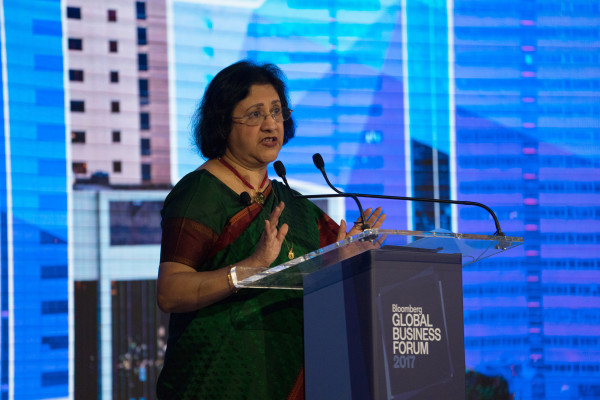 Salesforce hires former banker Arundhati Bhattacharya as chairperson and CEO of India business