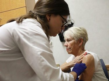 Delayed Weekly Flu Report: Death Toll 22,000, Including 144 Children