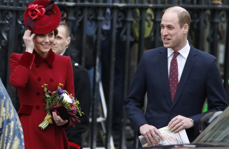 Prince William & Kate Middleton Step Up as Coronavirus Fears Infect Britain