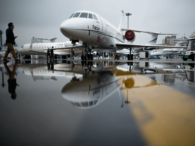 Global Elites Flee Chinese Coronavirus Threat on Private Jets