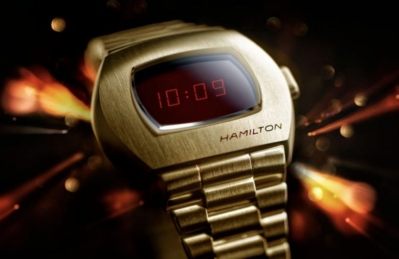The first digital wristwatch gets a modern update