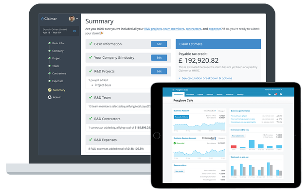 Claimer raises seed backing to make it easier for UK startups to claim R&D tax credits
