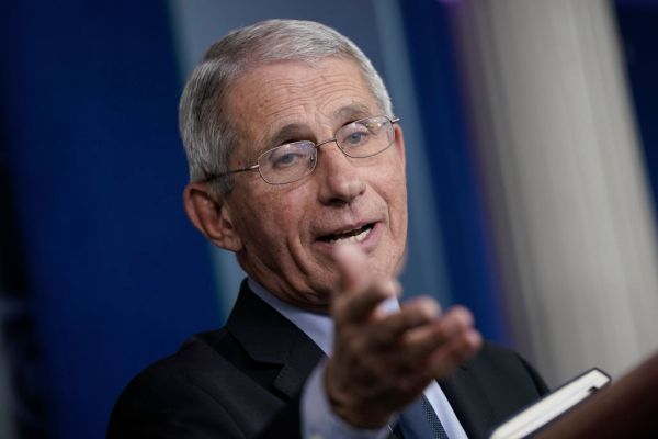 Watch Mark Zuckerberg talk live with epidemic expert Dr. Anthony Fauci