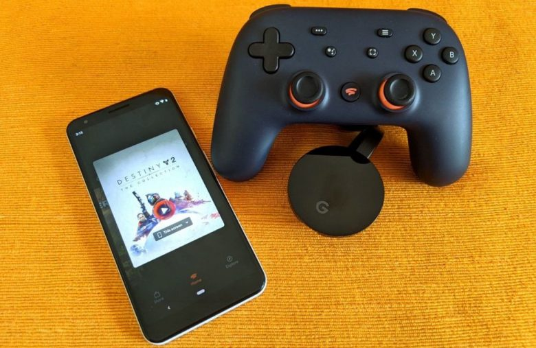 Google discounts its Stadia starter pack for the first time