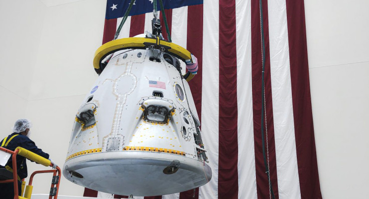NASA confirms Commercial Crew still a priority, but James Webb Telescope testing and other activities paused