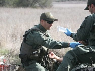 Border Patrol Opens Emergency Operations Center in South Texas for Coronavirus