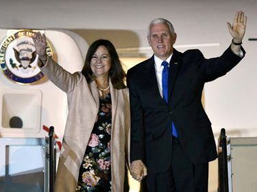 Mike and Karen Pence Test Negative for Coronavirus