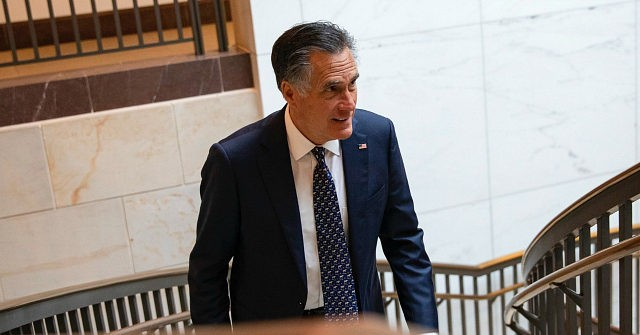 Trump Reacts to Romney Being Isolated for Possible Coronavirus