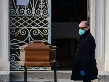 Italian Priest Dies from Coronavirus After Giving up Ventilator to Another