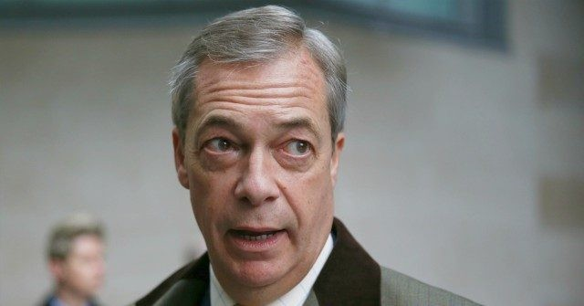 'Too Late': Farage Criticises Open Borders While Britons Locked Down