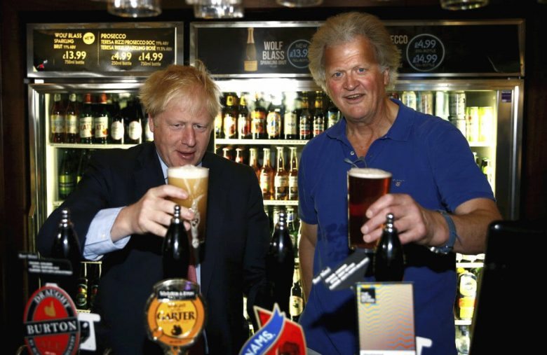 Coronavirus Exposes Wetherspoons CEO's True Scumbag Colors