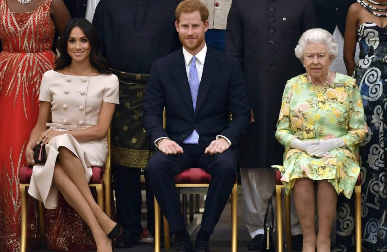 Why Meghan Markle Is Suddenly Playing Nice with the Royal Family