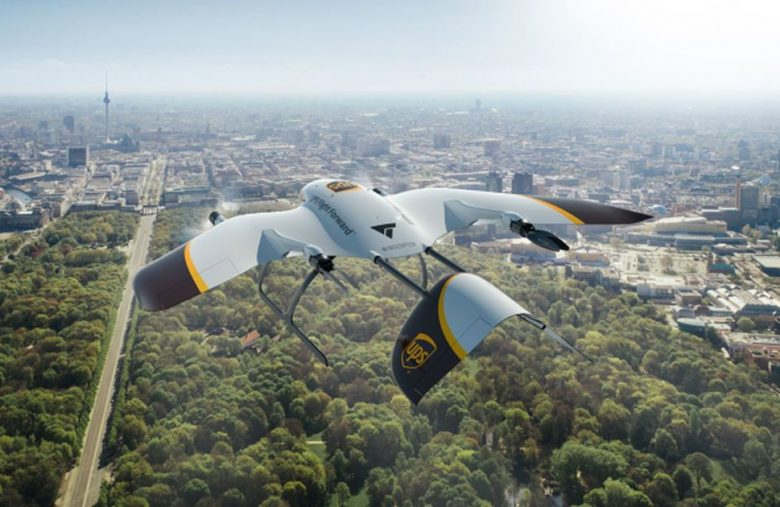 UPS is developing quieter and more versatile delivery drones