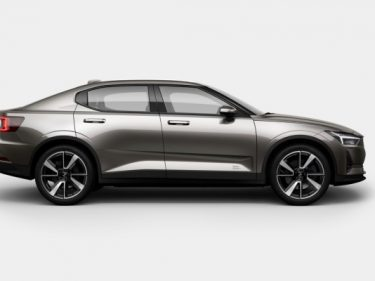 Volvo's Polestar begins production of the all-electric Polestar 2 in China