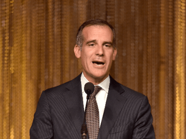 Eric Garcetti Threat: Water, Power Shut Off if You Don't Close Up Shop