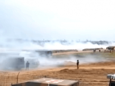 WATCH: 'Battle of Evros' Continues as Migrants Press Europe's Frontier