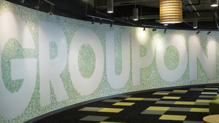 Groupon axes CEO and COO as company looks to mount a recovery during a crisis