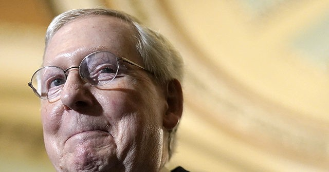 McConnell: We've Moved from 'Partisan' Period to Unanimous Passage of Coronavirus Bill