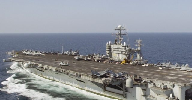 U.S. Navy Fights to Contain a Coronavirus Outbreak at Sea