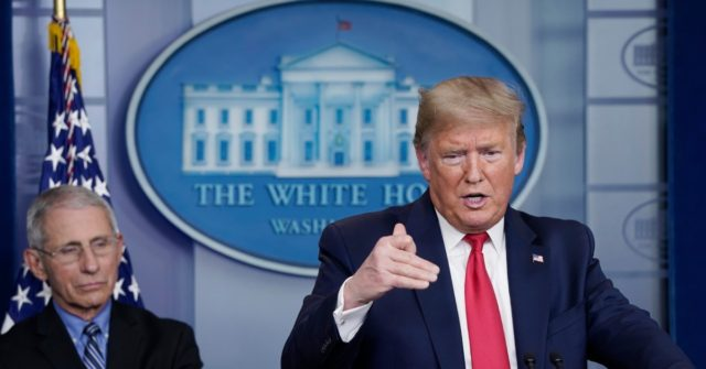 Millions of Americans Watching Donald Trump's White House Briefings