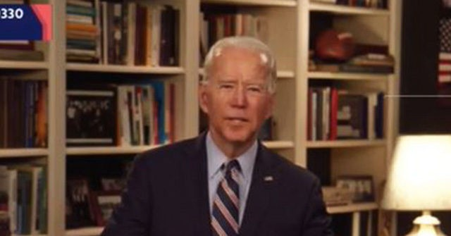Biden: We Need Rent Freeze 'for at Least the Next Three Months'
