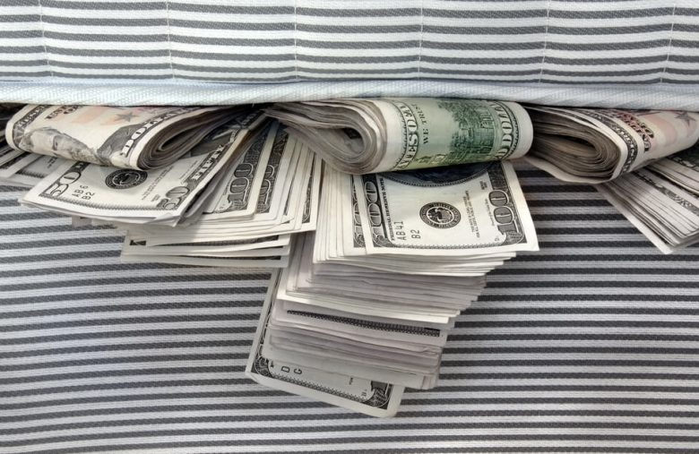 Hiding Cash in Your Mattress Is Even Dumber Than Stockpiling Toilet Paper