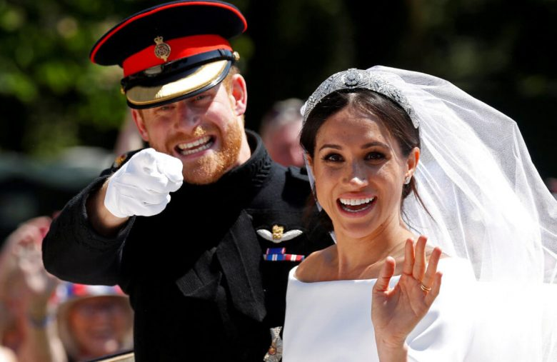 Meghan Markle Craved All the Glitz of Royalty – But None of the Responsibility