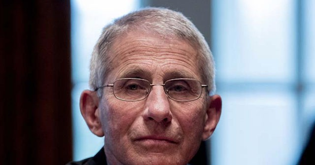 Fauci: U.S. Could Have 100k to 200k Deaths from Coronavirus