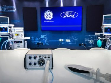 Ford, GE Healthcare to produce 50,000 ventilators by July using this tiny company's design