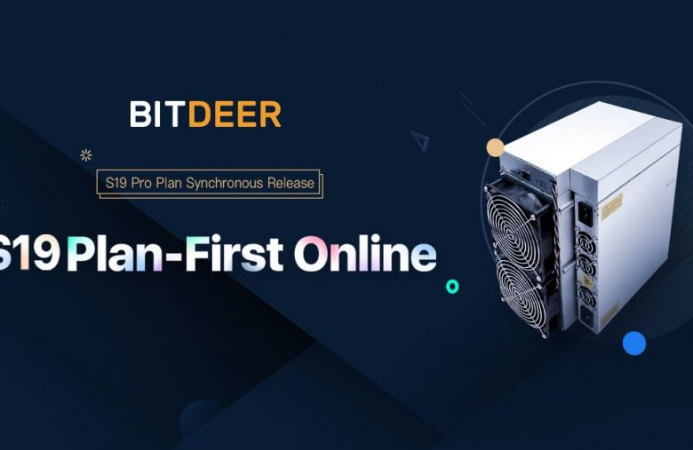 BitDeer.com Launches Antminer S19 Pro Acceleration Plan