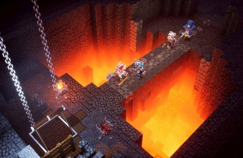 'Minecraft Dungeons' is delayed until May 26th