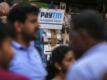Mobile payments firms in India are now scrambling to make money