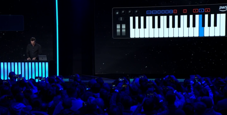 You can now buy AWS' $99 DeepComposer keyboard