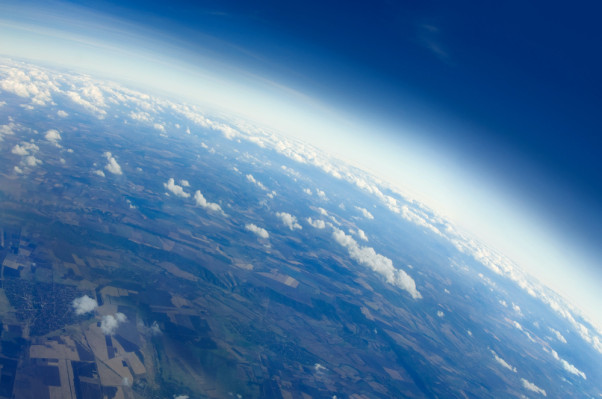 The space in between: The stratosphere