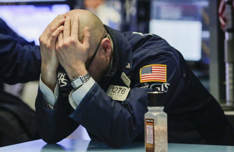 The Dow Is Plummeting & the IMF Warns This Is 'Humanity's Darkest Hour'