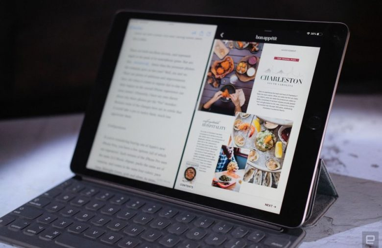The Morning After: Apple's iPad turns 10