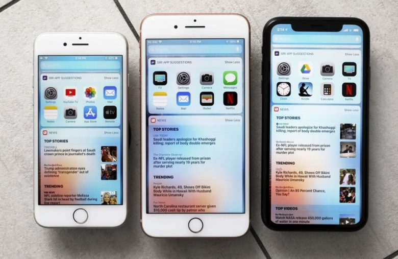Apple may bring 'real' home screen widgets to iOS 14