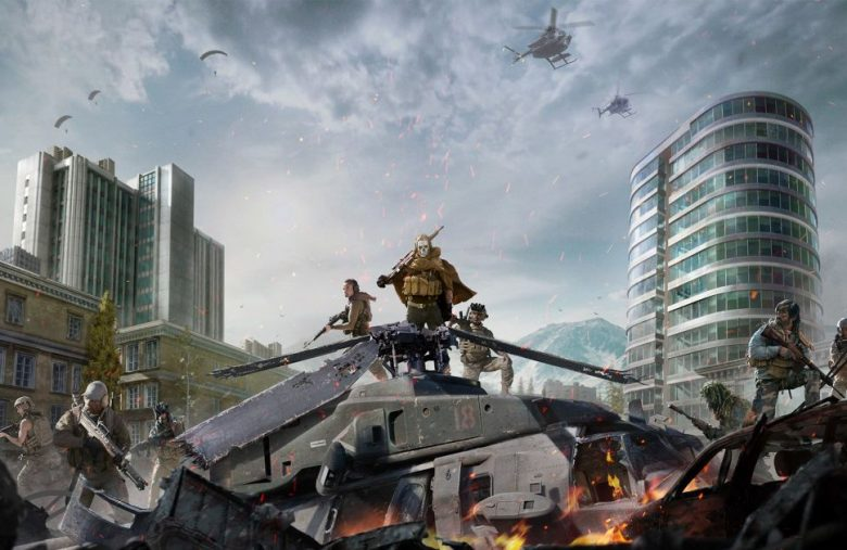 'Call of Duty: Warzone' is introducing four-player squads