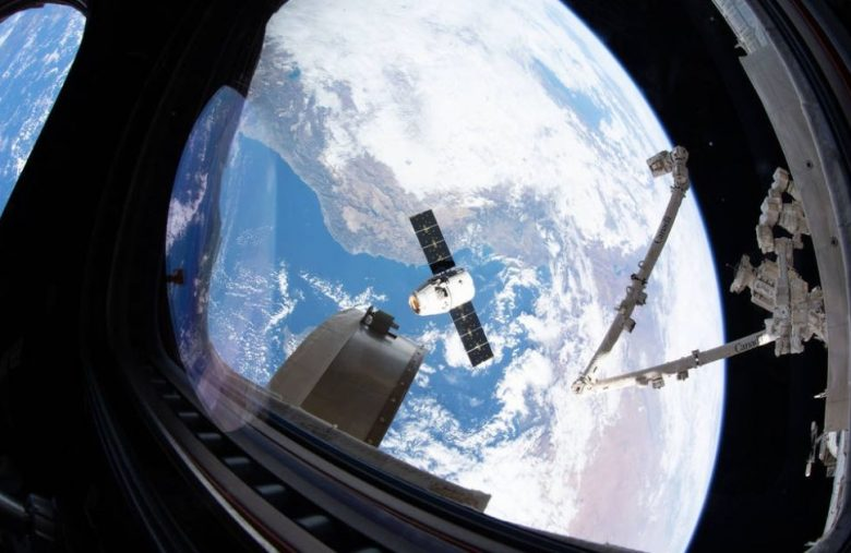 SpaceX's first-gen Dragon cargo capsule left the ISS for the last time