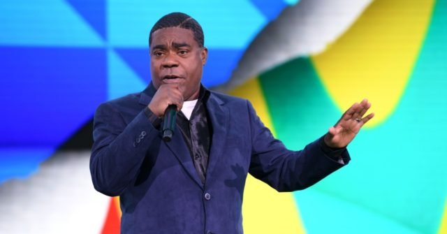 Tracy Morgan Defends Trump over Coronavirus: 'Not the Time for Blame'