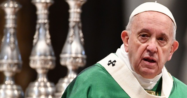 Pope Francis Says Pandemic Is 'Nature's Response' to Climate Crisis