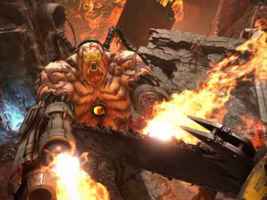 PS5 Controller Earns Gushing Praise from Doom Eternal Publisher