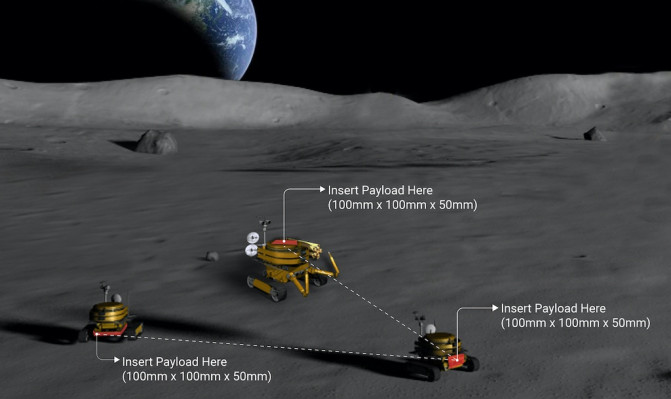 NASA seeks miniature scientific payload concepts for robotic Moon rover scouts