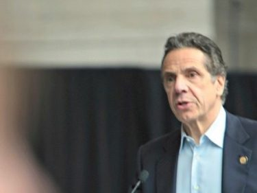 Cuomo on Replacing Biden on the Ballot: 'I'm Not Going to Washington'