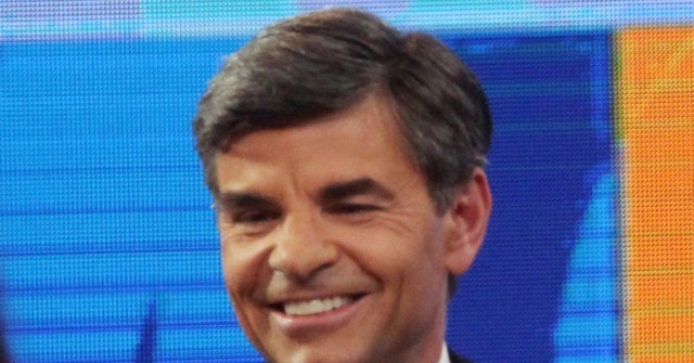 George Stephanopoulos Tests Positive for Coronavirus